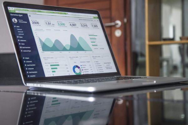 analytics visualisation dashboard